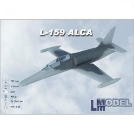 L-159 Alca nebarvená (Ø 60mm)