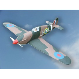 Hawker Hurricane XL nebarvený
