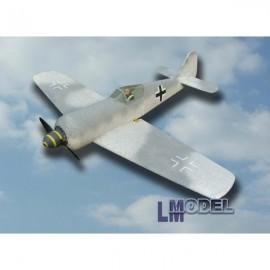 FW-190A nebarvený